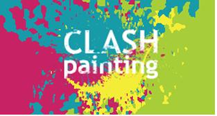 Clash Painting